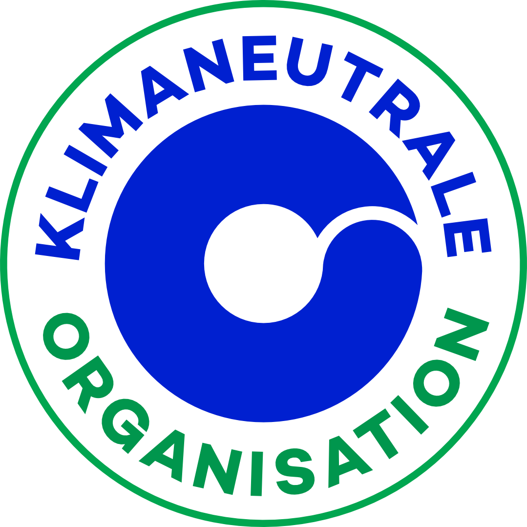 Gütesiegel Klimaneutrale Organisation