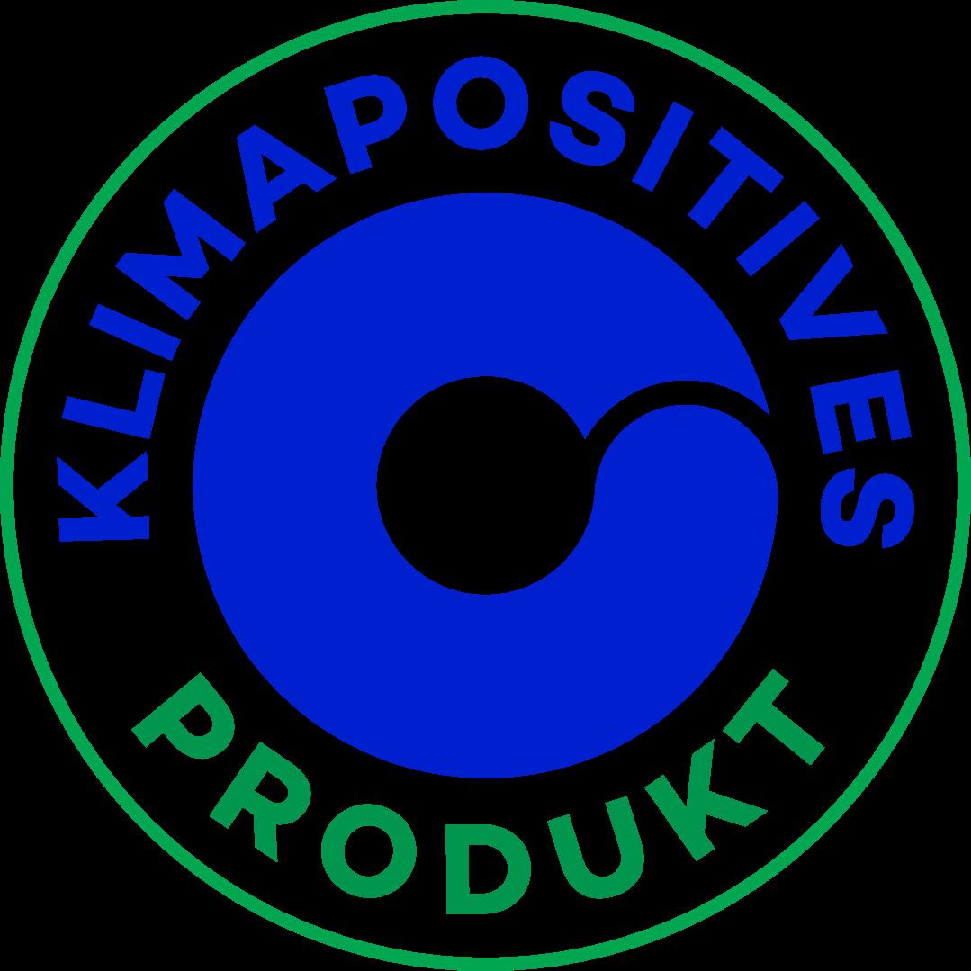 Gütesiegel Klimapositives Produkt