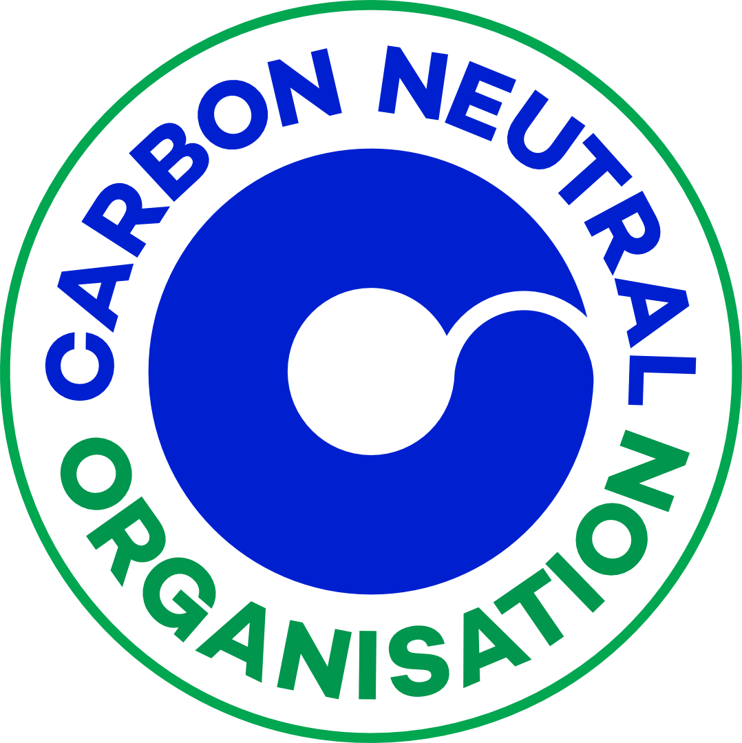 Seal Of Approval Carbon Neutral Organisation