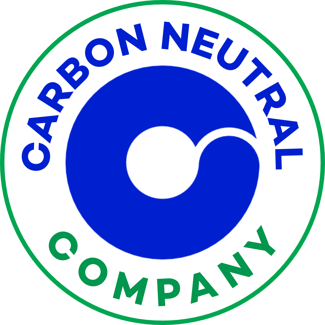 Seal Of Approval Carbon Neutral Company